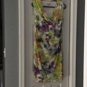 Petite dress. Size 12 never worn